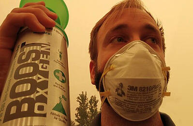 Boost Oxygen for Air Quality