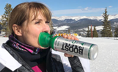 Boost Oxygen for Altitude