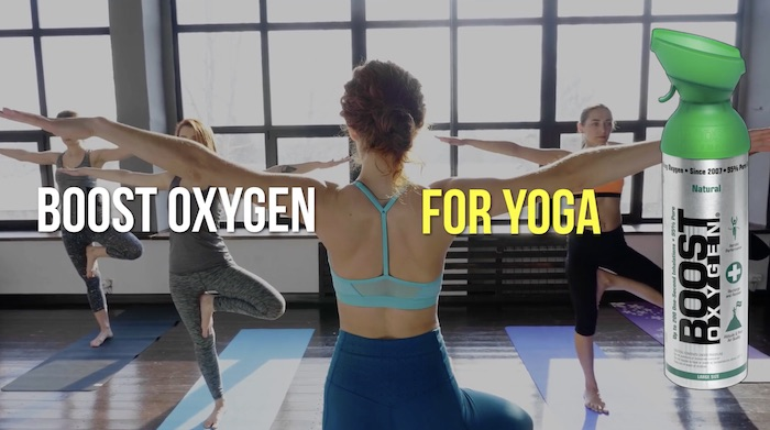 Boost Oxygen for Yoga