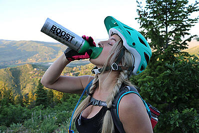 Boost Oxygen for Outdoors